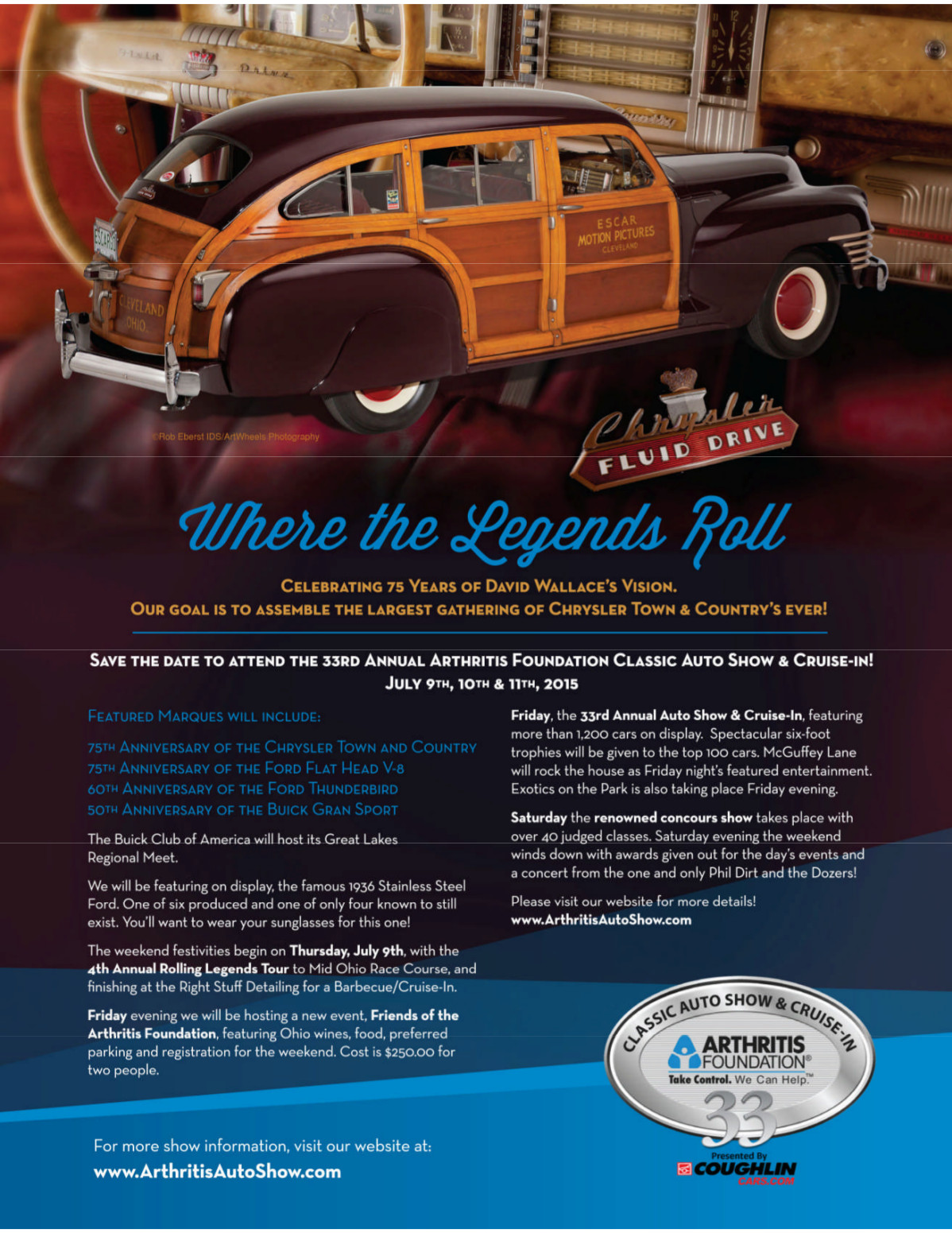 Classic Auto Shows